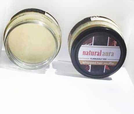 Buy Whipped Hair Soufflé – Shea Butter from Natural Aura.