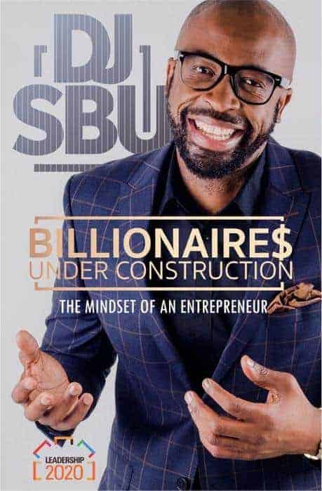 DJ Sbu Billionaire Under Construction