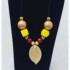 Gladly Creations Neck Piece [Yellow]