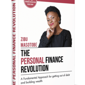 The personal finance revolution by Zibu Masotobe