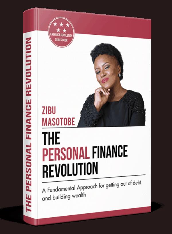 The personal finance revolution by Zibu Masotobe