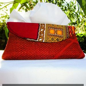 Dashiki Clutch bag