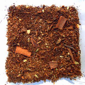 Orange Spiced Fusion with Tepane Tea