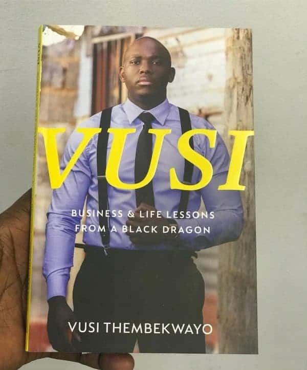 Vusi: Business and Life Lessons from a Black Dragon