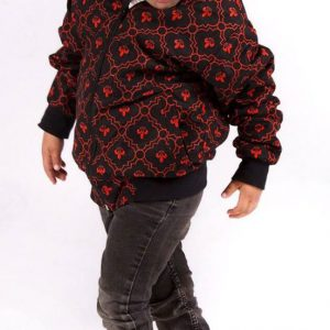 Kiddies bomber jacket