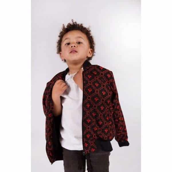 Kiddies bomber jacket
