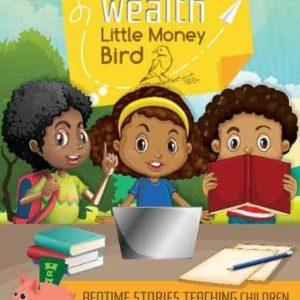 African Wealth Little Money Bird