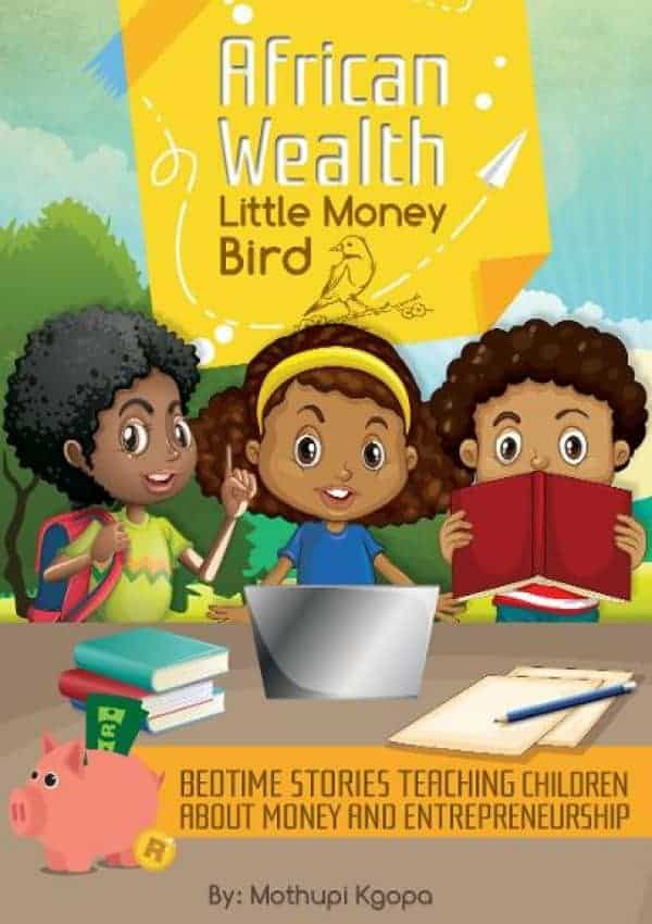 African Wealth Little Money Bird