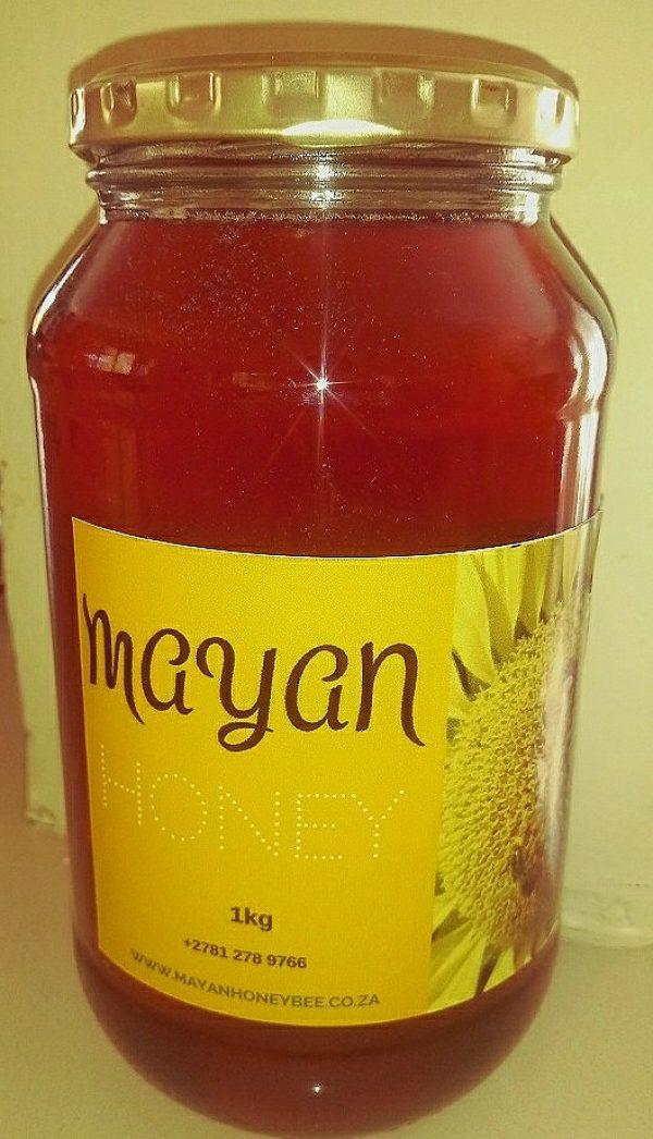 Mayan Honey 1