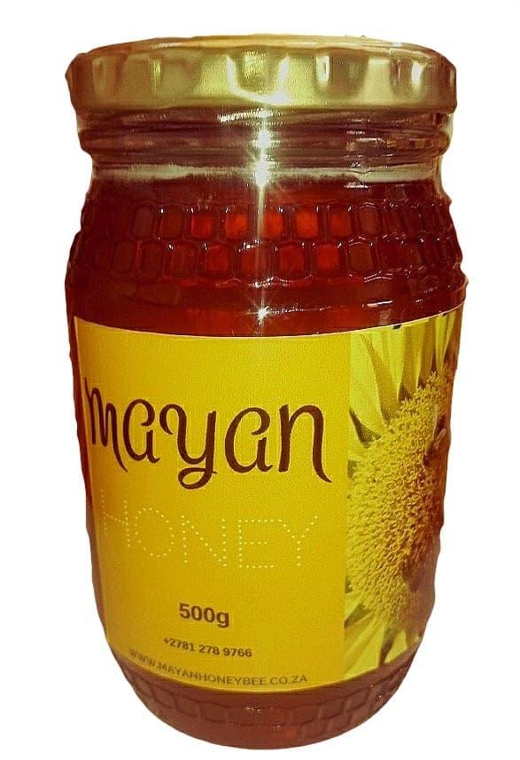 Mayan Honey 500g
