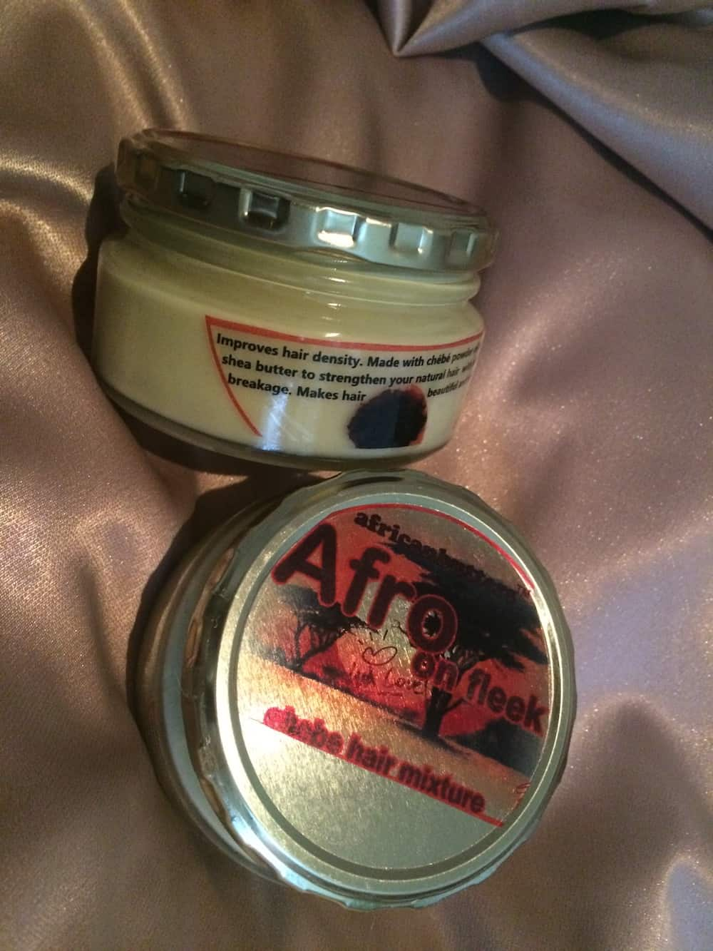 220grams Chebe Powder Hair Butter Mixture SALE