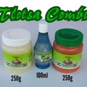Tlotsa Combo Skincare from Lesotho SALE