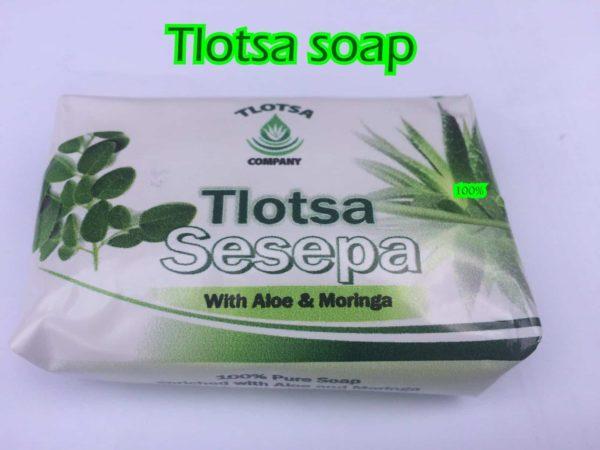 Tlotsa Sesepa (Soap from Lesotho)