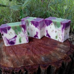 Lavender Mint Handmade Soap